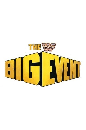 Poster of WWE The Big Event