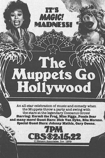 Poster of The Muppets Go Hollywood
