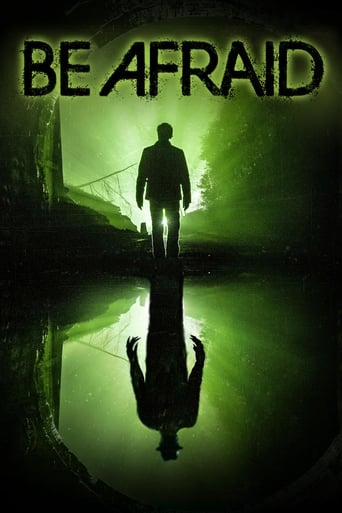 Poster of Be Afraid