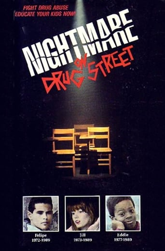 Poster of A Nightmare on Drug Street
