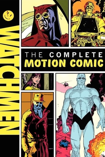 Poster of Watchmen: Motion Comic
