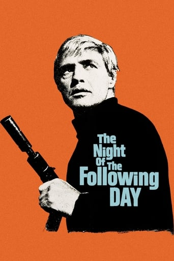 Poster of The Night of the Following Day