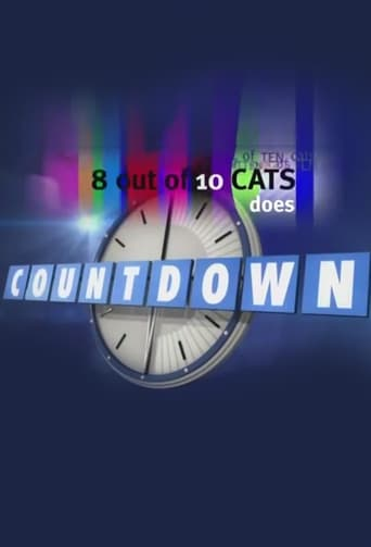 8 Out of 10 Cats Does Countdown poster