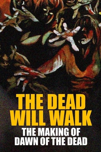 Poster of The Dead Will Walk: The Making of Dawn of the Dead