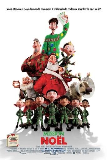 Poster of Mission : Noël - Les Aventures de la Famille Noël