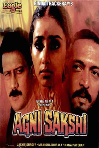 Poster of Agni Sakshi