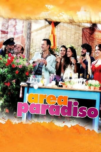Poster of Area paradiso