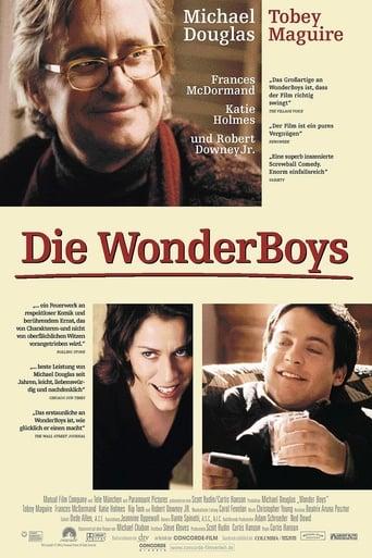 Poster of Die WonderBoys