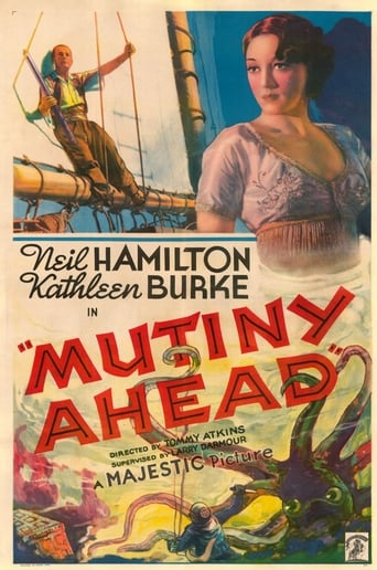 Poster of Mutiny Ahead