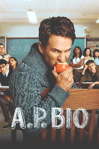 Poster of A.P. Bio