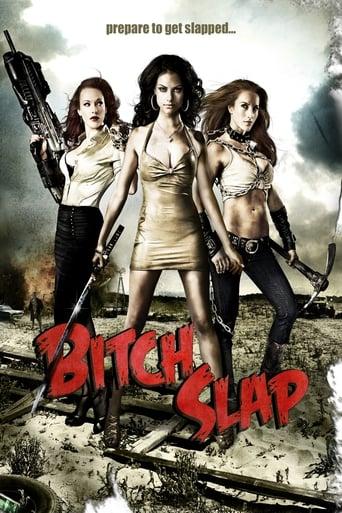 Filmposter von Bitch Slap