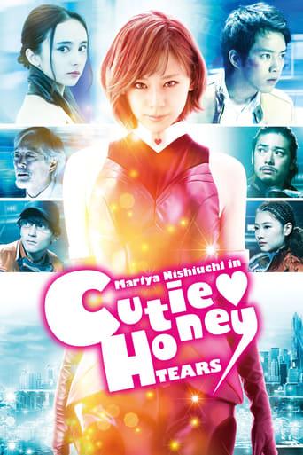 Poster of Cutie Honey: Tears