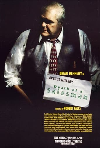 Poster of Death of a Salesman