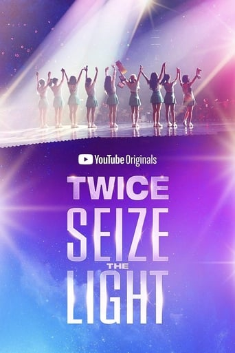 Poster of TWICE: Seize The Light