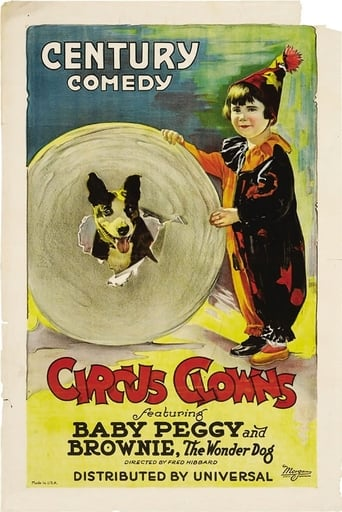 Poster of Circus Clowns