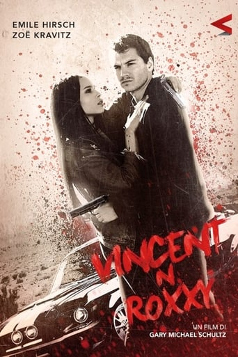 Poster of Vincent N Roxxy