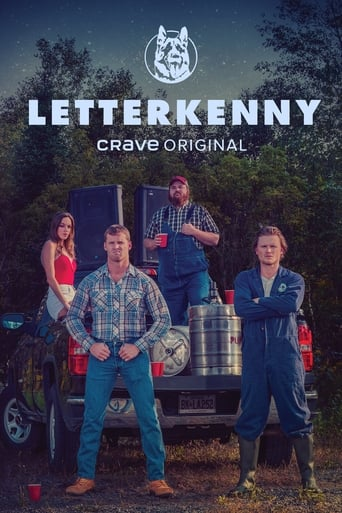 Poster of Letterkenny