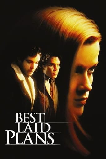 Poster of Best Laid Plans