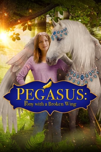 Poster of Pegasus: Pony With a Broken Wing