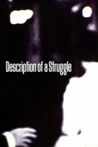 Poster of Description of a Struggle