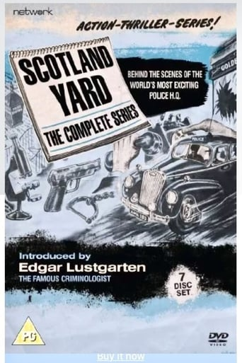 Poster of Scotland Yard