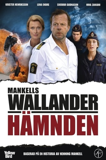 Poster of Wallander 14 - Hämnden