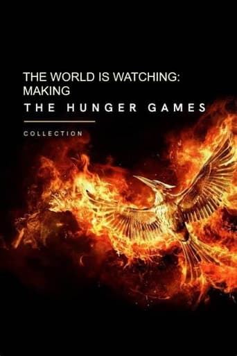 Poster of The World Is Watching: Making the Hunger Games