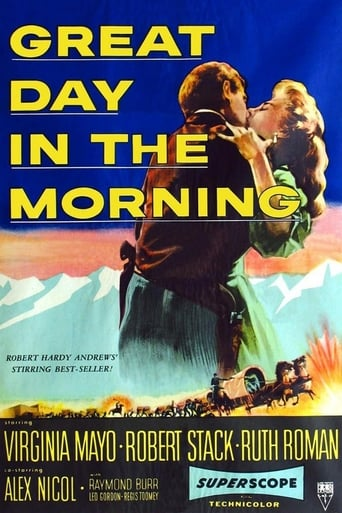 Poster of Great Day in the Morning