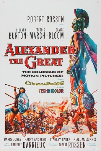 Poster of Alexander the Great