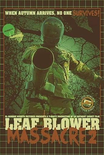 Poster of Leaf Blower Massacre 2
