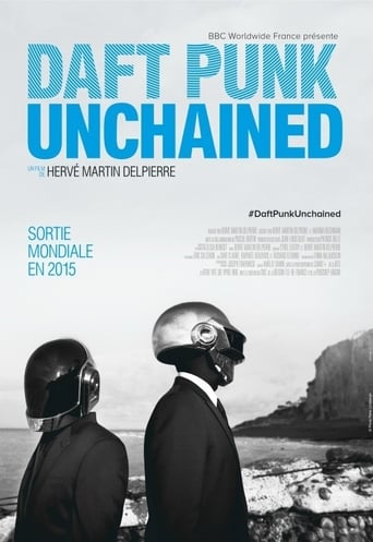 poster Daft Punk Unchained (2015)