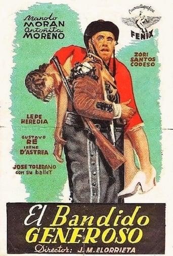 Poster of El bandido generoso