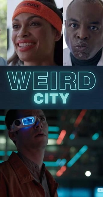 Poster of Weird City