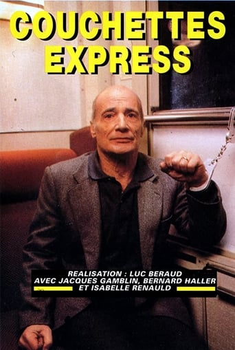 Poster of Couchettes express