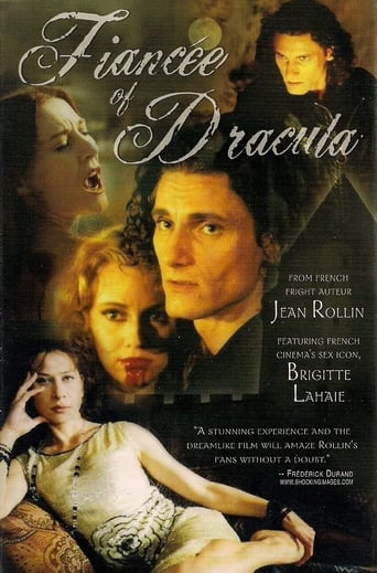 Poster of Fiancée of Dracula