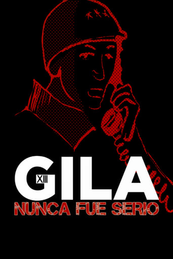 Poster of Gila nunca fue serio