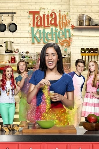 Poster of Talia in the Kitchen