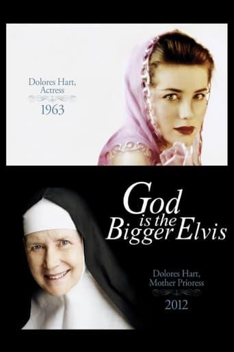 Poster of God is the Bigger Elvis