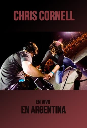 Poster of Chris Cornell: Live in Personal Fest, Argentina