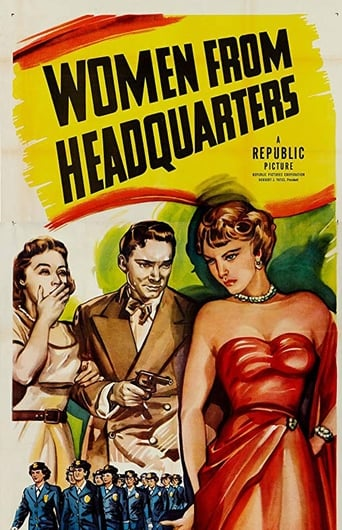 Poster of Women From Headquarters