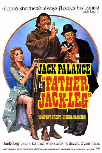 Poster of Father Jackleg
