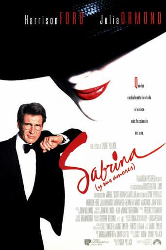 Poster of Sabrina (y sus amores)