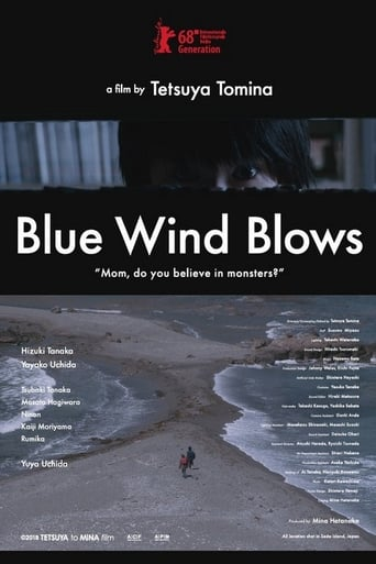 Poster of Blue Wind Blows