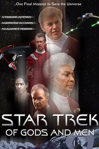 Poster of Star Trek: Of Gods and Men