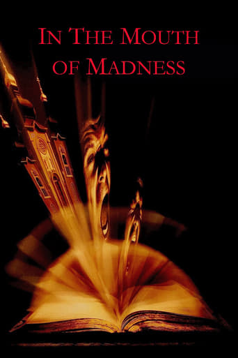 Poster of In the Mouth of Madness