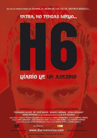 Poster of H6: Diario de un asesino