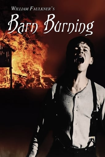 Poster of Barn Burning