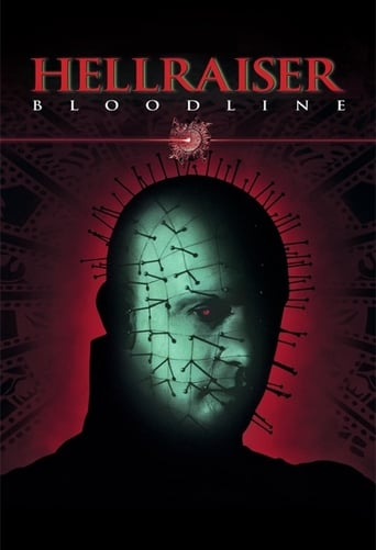 Poster of Hellraiser: Bloodline