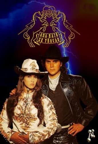 Poster of A História de Ana Raio e Zé Trovão