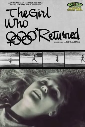 Poster of The Girl Who Returned